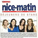 Nice-Matin StarMag Cannes 2006